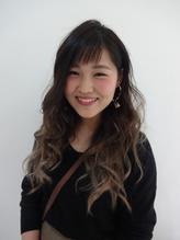 新井田実来「笑顔でがんばります!」