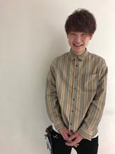 大和田裕基「よろしくお願いします!」
